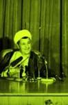 سخنرانی آیت الله هاشمی  رفسنجانی در جلسه درس مواضع حزب جمهوری اسلامی