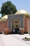 پیام آیت الله هاشمی رفسنجانی  در دفتر یادبود آرامگاه میر سید علی همدانی