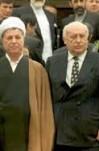 پیام آیت الله هاشمی رفسنجانی به رئیسجمهور ترکیه