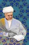 پیام تسلیت  آیت الله هاشمی رفسنجانی به مناسبت درگذشت دکتر وحید دستجردی