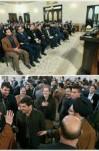 مصاحبه آیت الله هاشمی رفسنجانی با دانشجویان دانشگاه های سراسر کشور