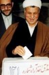 مصاحبه آیت الله هاشمی رفسنجانی درباره اهمیت انتخابات دوره پنجم مجلس شورای اسلامی
