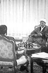 مصاحبه آیت الله هاشمی رفسنجانی  با مجله صف
