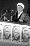 مصاحبه آیت الله هاشمی رفسنجانی  با  تلویزیون سی بی اس آمریکا