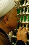 سفر ده روزه آیت الله هاشمی رفسنجانی به کشور عربستان سعودی - دومین روز – دیدار با زائران ایرانی در مکه
