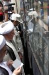 سفر ده روزه آیت الله هاشمی رفسنجانی به کشور عربستان سعودی - دومین روز – دیدار با ملک عبدالله