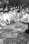سخنرانی آیت الله هاشمی رفسنجانی در جمع اعضای اتحادیه انجمنهای اسلامی دانشجویان در هند