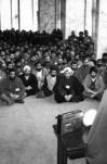 سخنرانی آیت الله هاشمی  رفسنجانی در جمع مسئولین بنیاد شهید